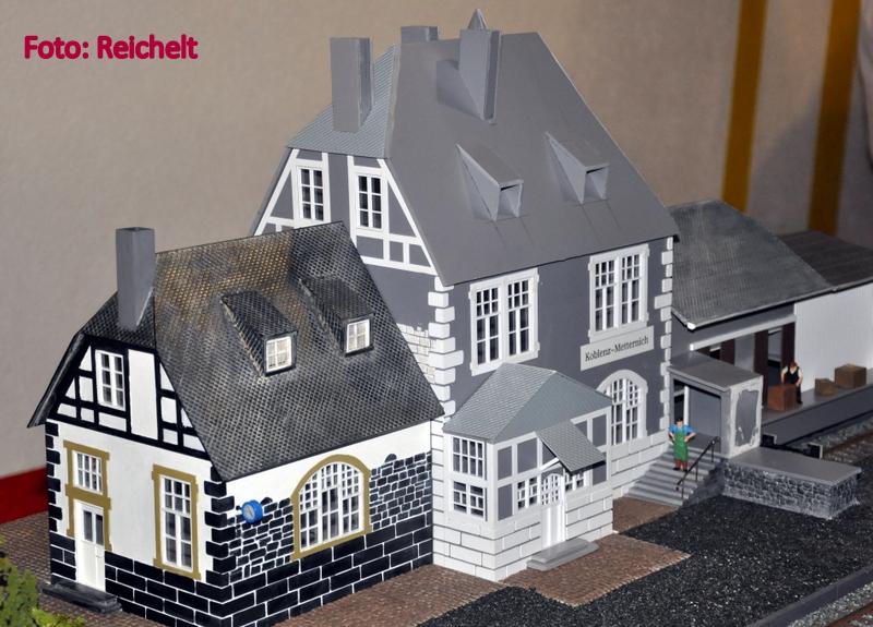 Koblenz-Metternich Gleisseite 09-03-2014