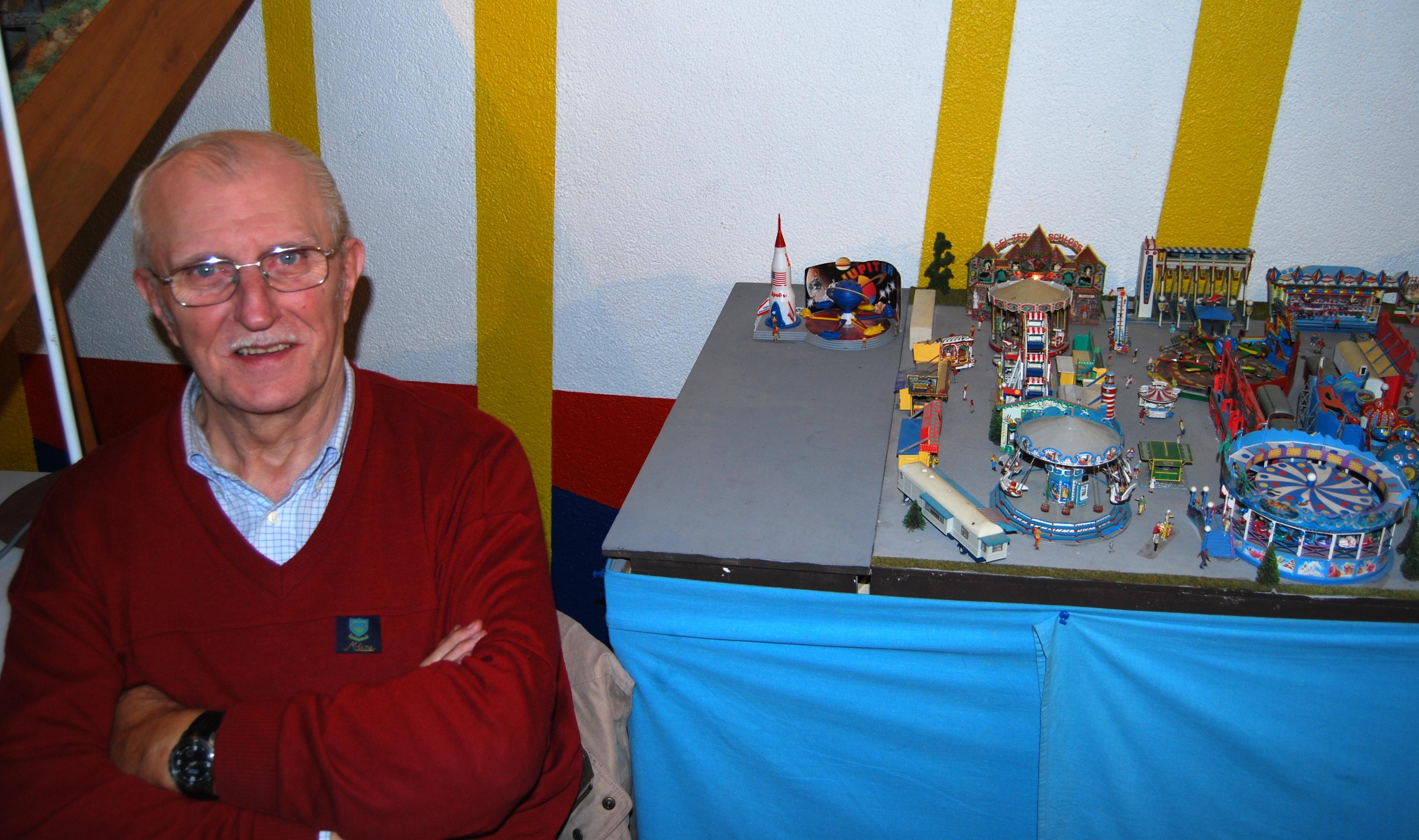 Berthold-Kirmes- Lahnsteiner Modellbahntage 22-11-2009
