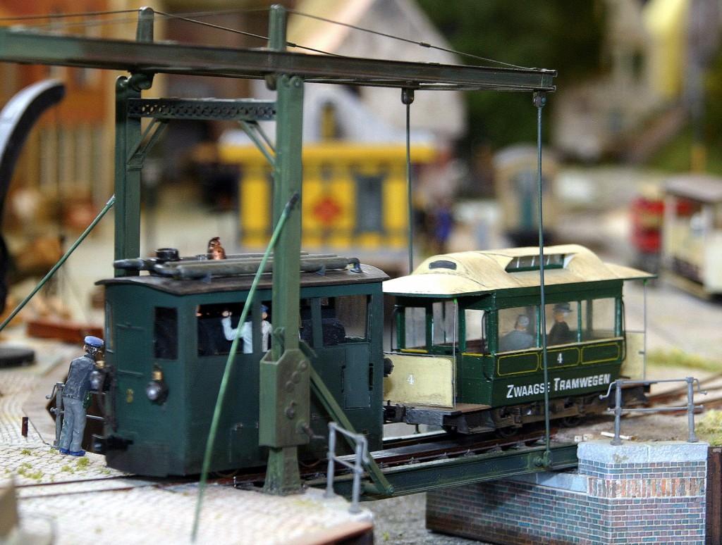 Dampstraßenbahn 1920 - Foto Krl-Heinz Gärtner Foto 1