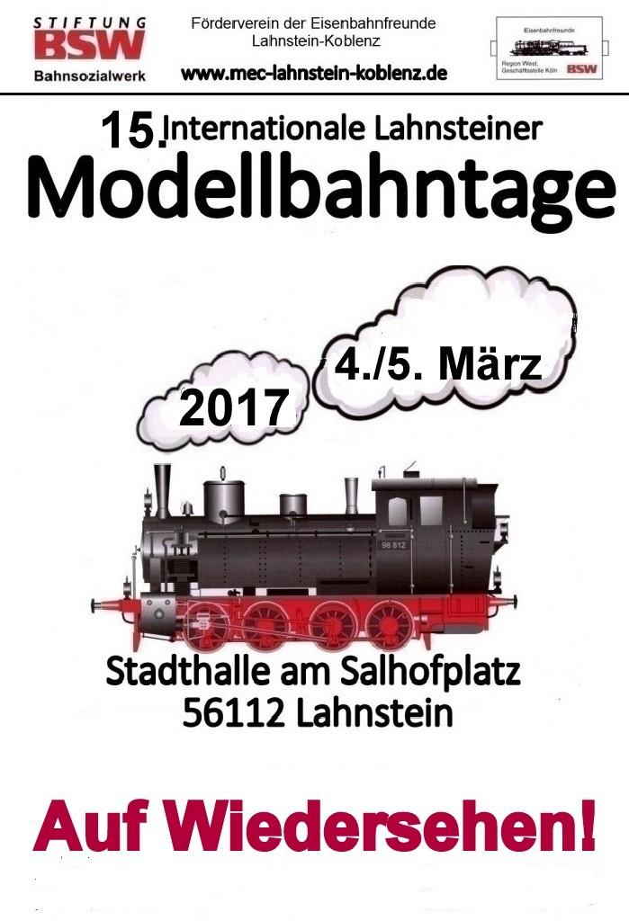 Plakat-Ankündigung 2017
